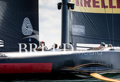 Photo from day four of the 36th America's Cup Regatta