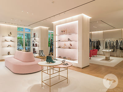 Christian Dior Flagship store, Champs Elysees, Paris, France. Photo ©Kristen Pelou
