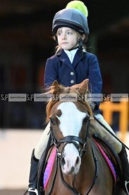 Stapleford Abbotts. United Kingdom. 07 October 2020. Unaffiliated showjumping. MANDATORY Credit Garry Bowden/Sport in Picture...