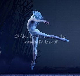 Scottish Ballet perform Snow Queen, Friday 6th December 2019