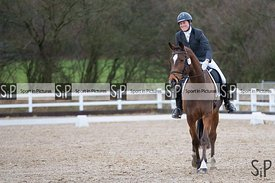 British Dressage. Class 4. {10}/{02}/{2019}. ~ MANDATORY Credit Elli Birch/Sportinpictures - NO UNAUTHORISED USE - 07837 394578
