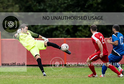 Tunbridge Wells v South Park