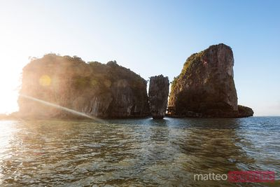 James Bond Island (Ko Tapu), Phang Nga bay, Thailand