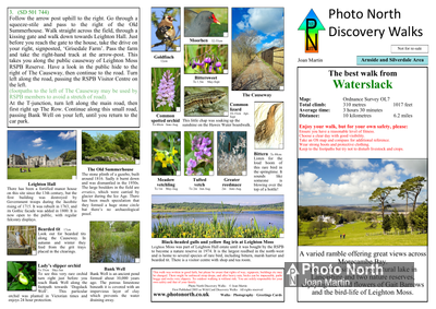 Waterslack walk download - Two page PDF file
