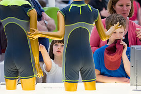 #029122,  Sofie Holstein-Homann, wetsuit designs, Royal College of Art Degree Show, London 2007