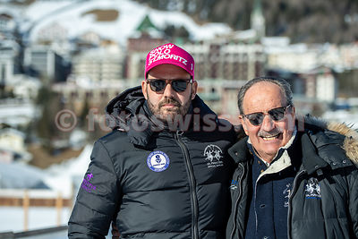 SnowPolo World Cup 2020 - St. Moritz - People