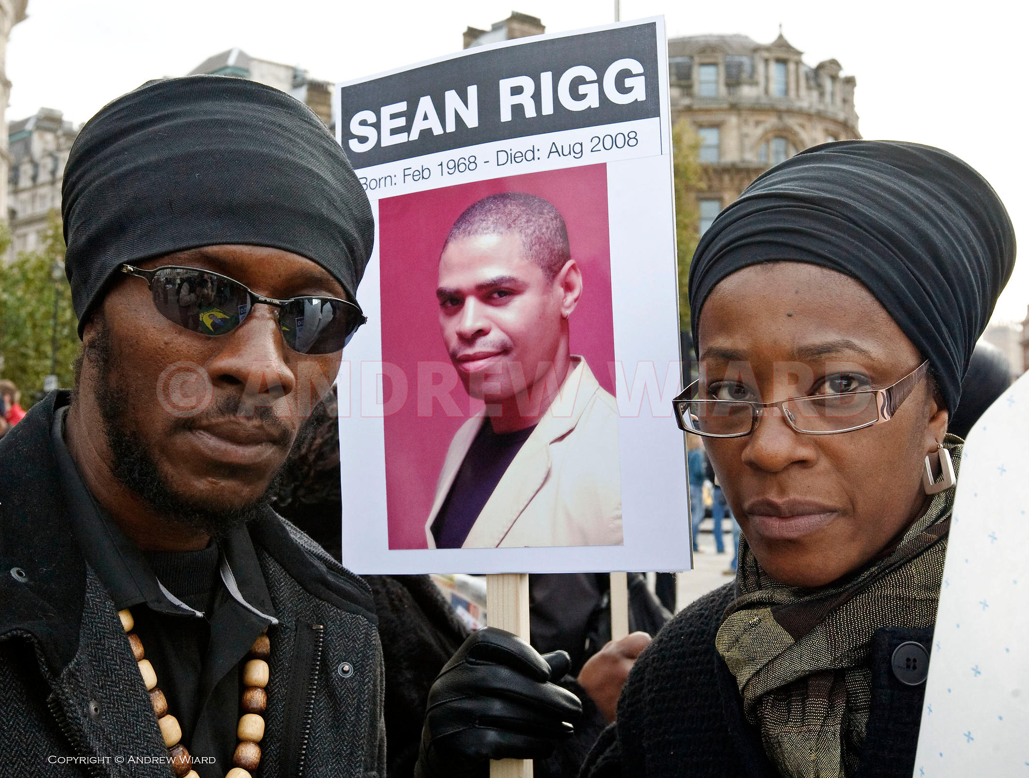 Sean Rigg, who suffered from paranoid schizophrenia, died following a cardiac arrest on 21 August 2008 while in police custod...