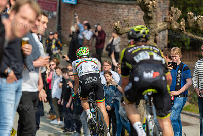 The Cyclist Gediminas Bagdonas - Tour of Flanders 2019