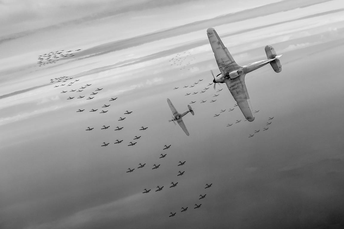 The Few, B&W version