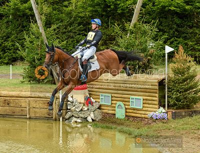 Ludwig Svennerstal and STINGER - Aston Le Walls Horse Trials 2019.