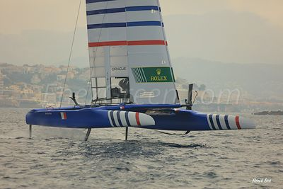 Sail GP regata in Marseille 2019