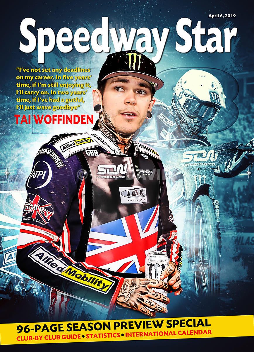 Speedway Star Covers 2019