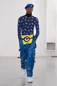 London Fashion Week Autumn Winter 2020 - Bobby Abley
