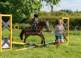 30cm - Cottesmore Pony Club Junior Show