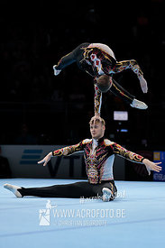 WCH Men's Pair Qualification Russian Federation - Balance