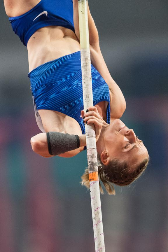 Anzhelika Sidorova (Authorised Neutral Athlete)