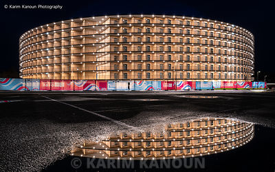 Lausanne_2020_-_youth_Olympic_Village_Vortex_by_night