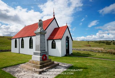 Image - Syre Church, Strathnaver, Sutherland