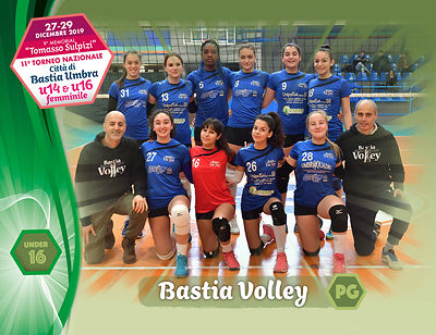 28 dicembre 2019. Foto: per VolleyFoto.it [riferimento file: 2019-12-28/U16-BastiaVolleyPG]