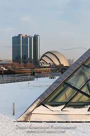 Image - Glasgow Science Centre, SSEC, Crowne Plaza Hotel, Scotland.