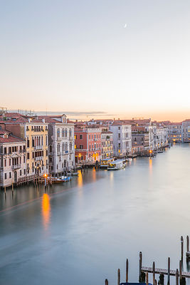 View from the Aman Hotel Venice : Photographer: Neil Emmerson 2016