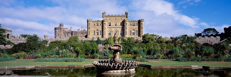 Image - Culzean Castle Panoramic, South Ayrshire, Scotland