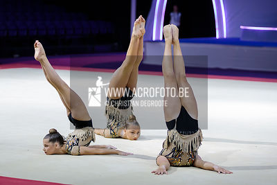 CONLIN - PARKER - SMITH (GBR 1) / JUN WG Balance.