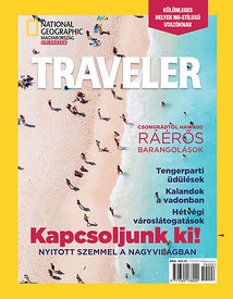 cover national geo traveler magazine hungary 2019