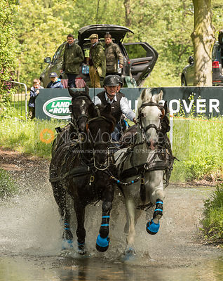 Carl Hester and NIP TUCK, Jaguar Land Rover, RWHS 2019