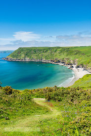 BP6477 - Lantic Bay, near Fowey