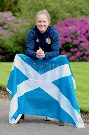 Scotland Women International Football Team Training, Tuesday 4th June 2019