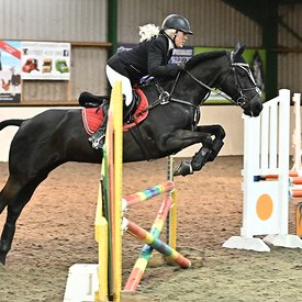 15/03/2020 - Class 10 - Unaffiliated showjumping - Brook Farm training centre - UK