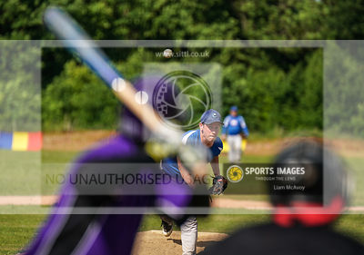 West Midlands Baseball v British Baseball League