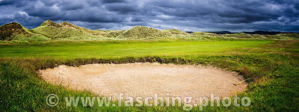 Rosapenna Golf in Downings, Sheephaven Bay, Irland