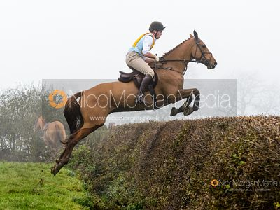 Angus Mossman - Melton Hunt Club Ride 2014