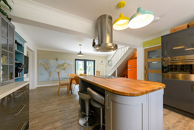 Kitchen Interior Photographer Cambridge