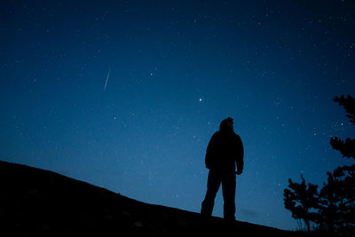Quadrantid meteor above southern Finland on Jan 4 2020.