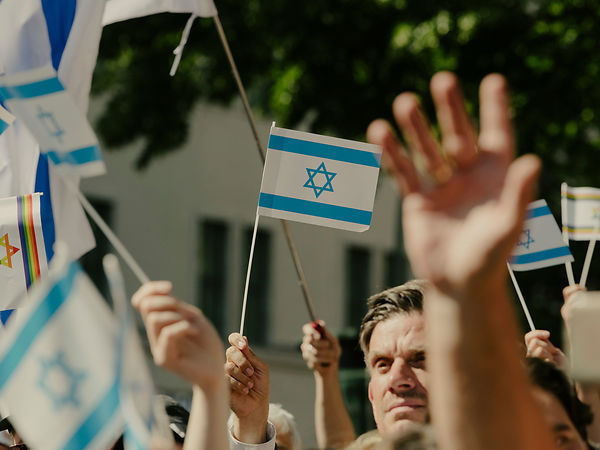 Al-Kuds Demonstration Berlin June 2019