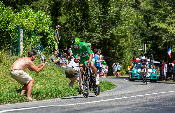 The Cyclist Peter Sagan - Tour de France 2019