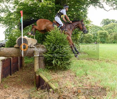 Andrew Nicholson (NZL) and COOLPARKS SARCO - Upton House Horse Trials 2019.