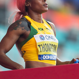 Elaine Thompson