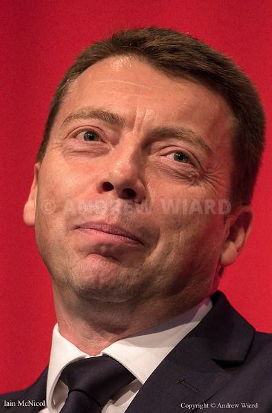 England, UK . 24.9.2017. Brighton. Labour Party Conference Sunday. Iain McNicol..