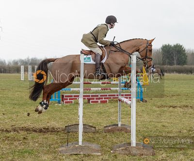 ANGUS SMALES and METALBRIDGE CRACKER. Oasby (1) Horse Trials 2020