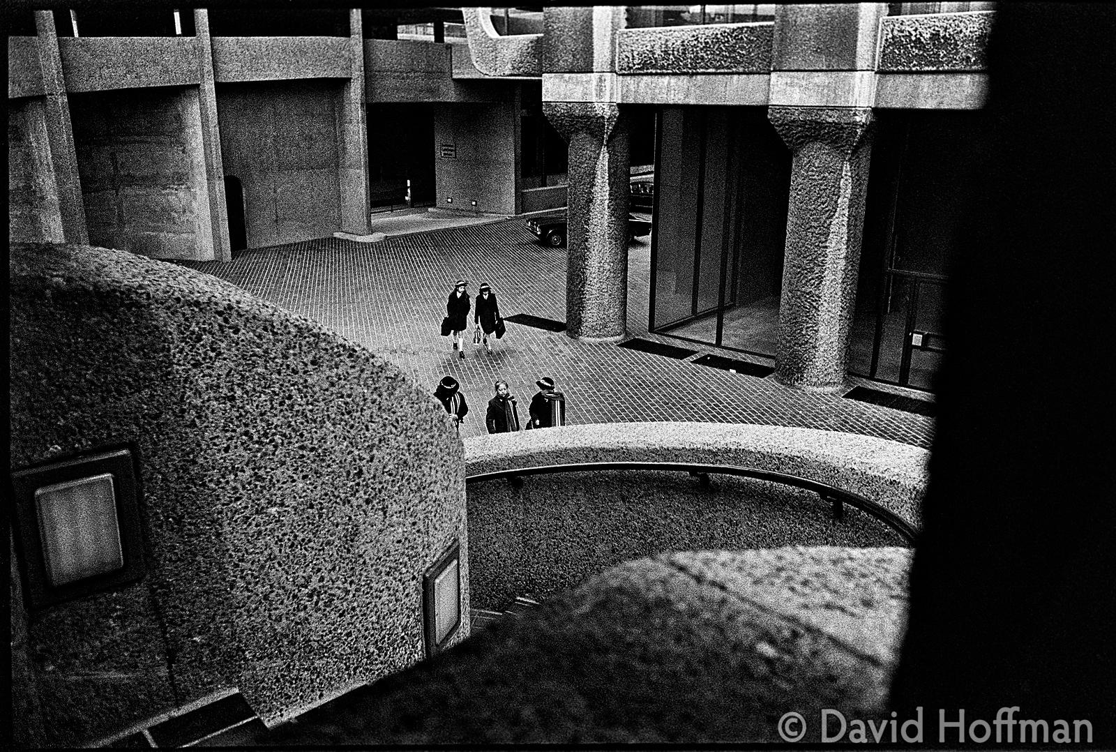 Barbican 1975 Photographs from around Brunswick Centre, London Wall and Barbican. Shot as college project in 1975. I had some...