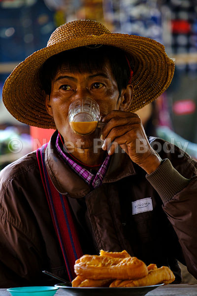 BIRMANIE, LAC INLE, NAM PAN // Myanmar, Inle Lake, Nam Pan Village