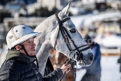 SnowPolo World Cup 2020 - St. Moritz - Players & Ponies
