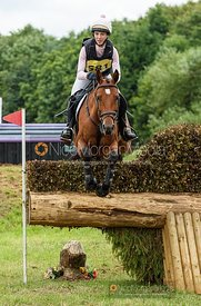 Becky Woolven and ELJA - Aston Le Walls Horse Trials 2019.