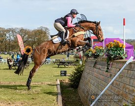 Emily Parker and HIGHLY DELIGHTED, Belton Horse Trials 2019