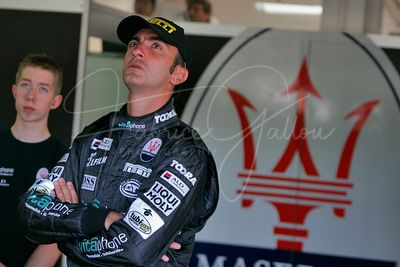 Andrea Bertolini (IT). Vitaphone Racing Team. Ambiance.