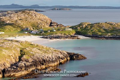 Image - Beaches and coast at Achmelvich, Assynt, Sutherland